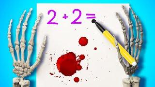 УЧИМ МАТЕМАТИКУ Умные лайфхаки на любой случай от 123 GO SCHOOL