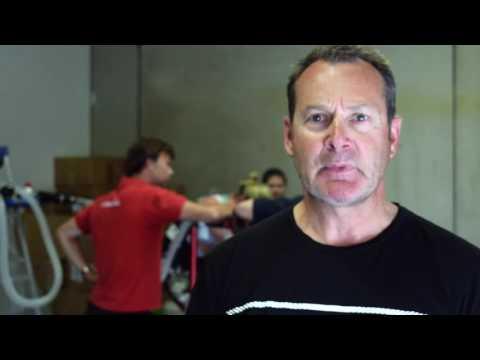 Hyperoxic Training   Craig Griffin