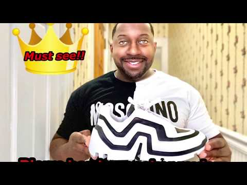 Pierre hardy vibe sneakers review