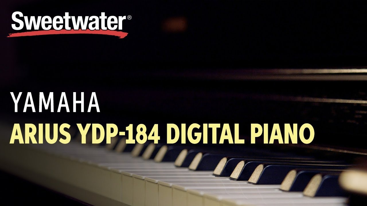 Yamaha Arius Ydp 184 Review Digital Piano Review Guide