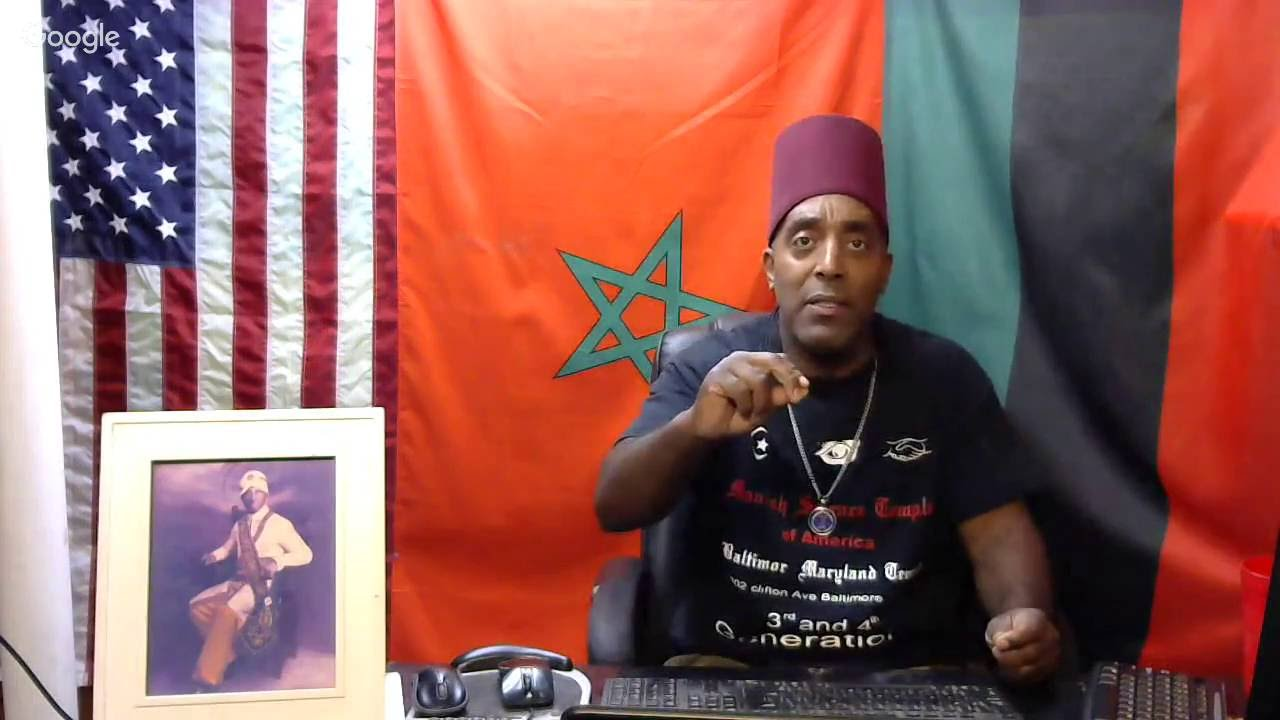 What exactly is a MOORISH AMERICAN MOSLEM & What is ISLAMISM Pt  1