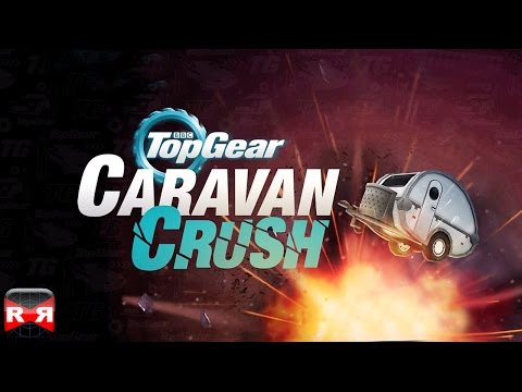 Top Gear: Caravan Crush (By BBC Worldwide) - iOS / Android - Gameplay Video