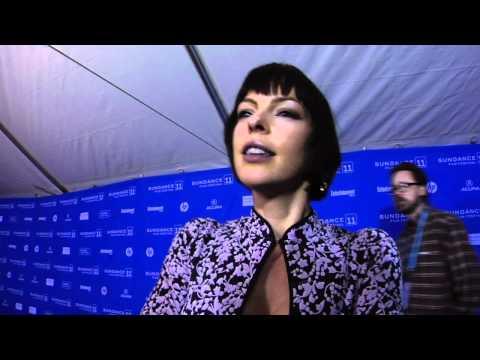"Sundance Premiere ""The Woman"" - Lucky McKee & Pollyanna McIntosh"