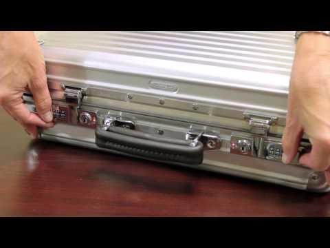 Rimowa - Classic Flight Attache | Luggage Pros