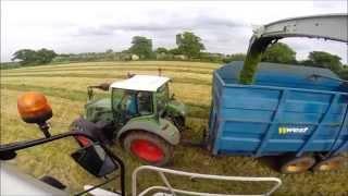 Reaseheath College silage 2014