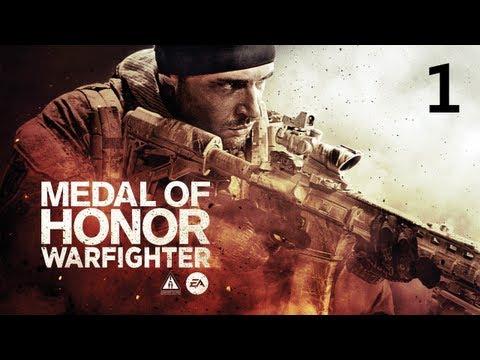 Medal of Honor Warfighter Прохождение на русском часть #1