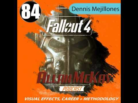 084 - Interview with Bethesda's Senior Character Artist Dennis Mejillones