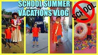 School Summer Vacations Gardens By The Bay Singapore | Ranveer Singh Vlogs