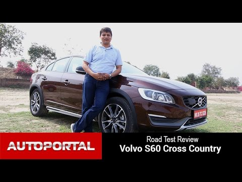 Exclusive - Volvo S60 Cross Country Test Drive Review - Autoportal