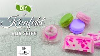 DIY: Konfekt aus Seife selbermachen [How to] Deko Kitchen
