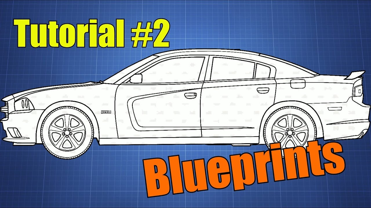 Blender made easy tutorial 2 blueprint set up youtube tutorial 2 blueprint set up youtube malvernweather