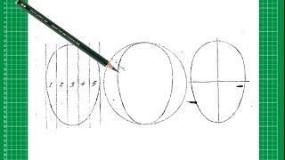 """Nuevo CURSO de dibujo a lápiz Cap. 5 """"La cabeza y su estructura en 3 formas"""""""