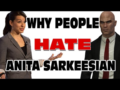 5 Reasons People Hate Anita Sarkeesian - GFM