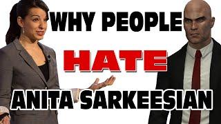 5 Reasons People Hate Anita Sarkeesian - GFM