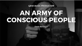 An Army of Conscious People-Lewin Barringer
