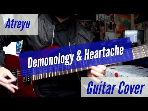 Atreyu - Demonology & Heartache Guitar Cover