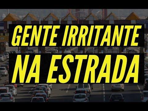 GENTE IRRITANTE NA ESTRADA - QUERO LÁ SABER #30