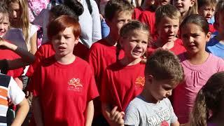 Ein Herz wie Kinder: Gemeinsam singen und ein Zeichen setzen