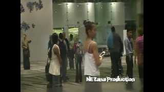 Agnes Monica - Changi Airport Singapore 31 May 2012 at 3am