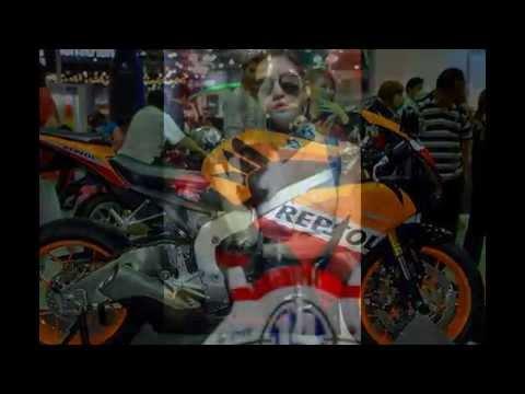 พริตตี้ A.P Honda Motor Show 2013