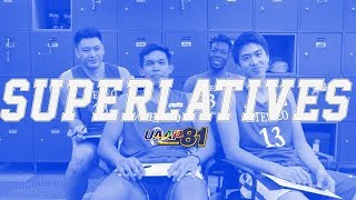 Superlatives Game with the ADMU Blue Eagles | UAAP 81 Exclusive