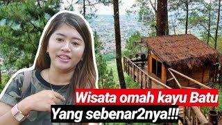 OMAH KAYU gunung banyak Batu Malang | INA DOLAN | WISATA BATU MALANG