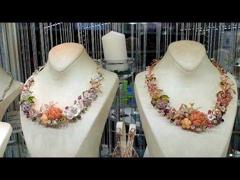 ВДНХ. Май 2019 год. Международная выставка ювелирных украшений.
