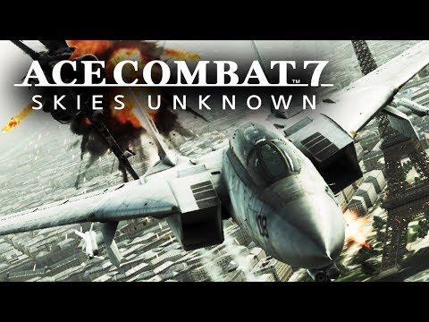 ACE COMBAT 7 - SKIES UNKNOWN : FORAM 12 LONGOS ANOS !