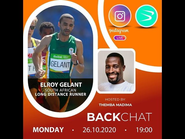 BackChat ep70 with Elroy Gelant