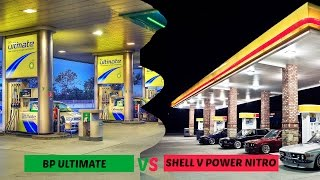 using performance fuel shell v power nitro does it make your car faster?