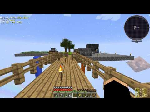 """Minecraft HQM """"Project Ozone"""" #10 - Pierwsza farma mobów"""