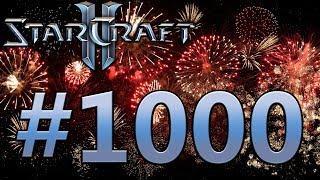 StarCraft 2 - Replay-Cast #1000 - 5 Jahre SC2 [Deutsch]