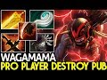 Wagamama [Bloodseeker] Imba Raid Boss Pro Player Destroy Pub Game 7.21 Dota 2
