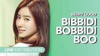 [Line Distribution] Berry Good - Bibbidi Bobbidi Boo