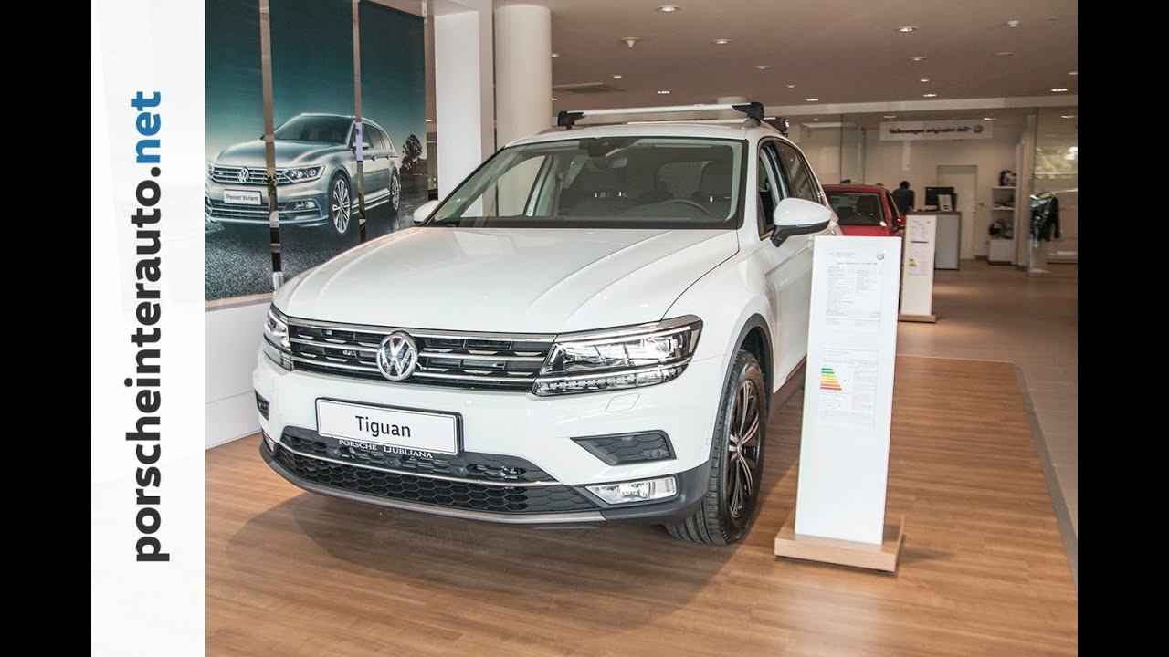 new vw tiguan 2 0 tdi bmt 4motion highline dsg 2016. Black Bedroom Furniture Sets. Home Design Ideas
