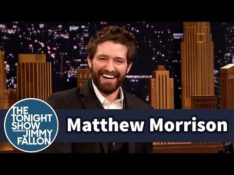 Matthew Morrison's Instructional Dance Video Haunts Him