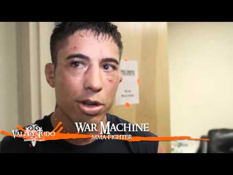 UWF PostFight War Machine