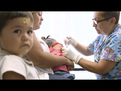 Back To School? Your Child May Need Vaccinations, Even With A PBE
