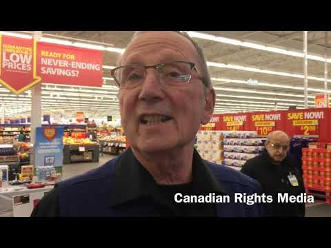 Canadian Rights Audit: Wal-Mart Receipt Refusal
