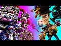 FNAF SFM TOY STORY 4 FORKY AND WOODY VS SISTER LOCATION ANIMATRONICS Toy Story 4 Animation mp3