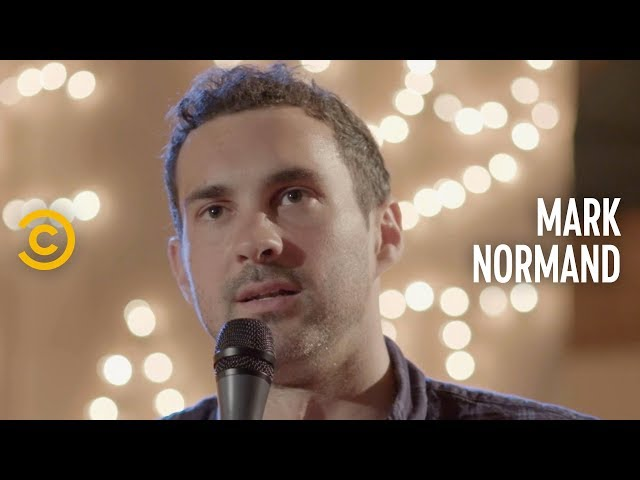 Things You Can Say to a Man That You Can't Say to a Woman - Mark Normand - Live @ the Apt