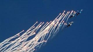 Russian Air Force 100th Anniversary Airshow in 60 Seconds | ВВС России 100-й авиационно-летие