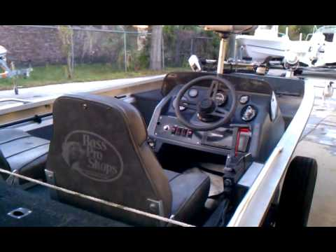 1989 bass tracker pro 17 mercury 35 hp outboard trailer. Black Bedroom Furniture Sets. Home Design Ideas