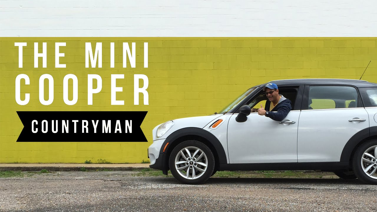 2014 mini cooper countryman an average guy 39 s review youtube. Black Bedroom Furniture Sets. Home Design Ideas