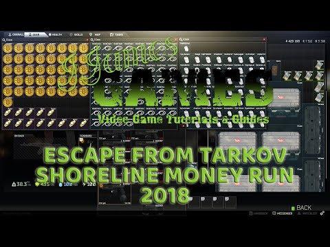 Escape from tarkov bitcoin trade