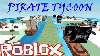 Construimos nuestro barco pirata   Roblox Pirate Tycoon