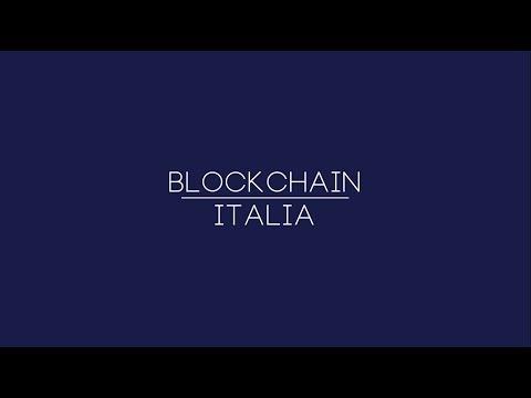 Intro Blockchain Italia