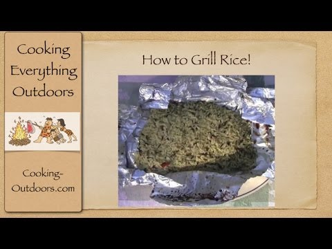 how to make foil pouches for grilling video