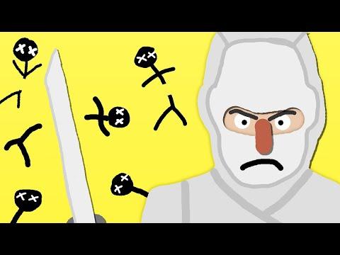 Zombey wird zum Ninja-Hitman. (HITMAN 3)