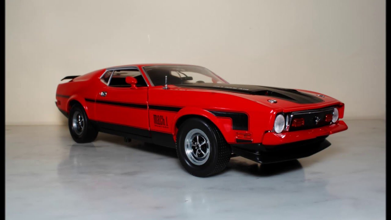 1971 ford mustang mach 1 ram air 351 fcaminhagarage